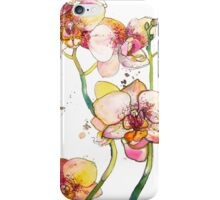 Pink Orchids iPhone Case/Skin