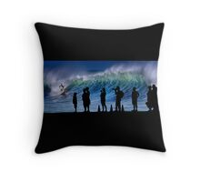 Epic Swell.2 Throw Pillow