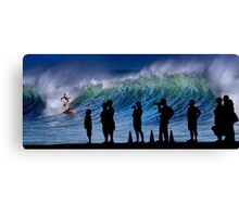Epic Swell.2 Canvas Print