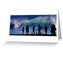 Epic Swell.2 Greeting Card