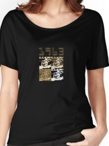 1963 (Sepia) Women's Relaxed Fit T-Shirt