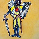 The Archangel Michael by sally seabright