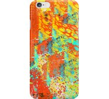 Colorful and Wild Abstract iPhone Case/Skin