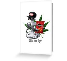 MLG R.O.B Greeting Card