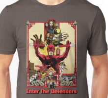 Enter The Defenders Unisex T-Shirt