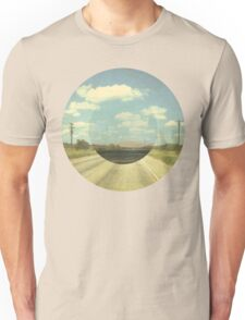Open Road Collage Unisex T-Shirt