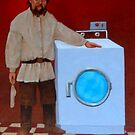 Moussorgsky in the Laundromat by sally seabright