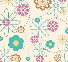 Floral 2 by Sydney Eller