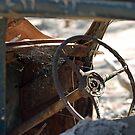 steering wheel by Katrina Freckleton