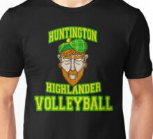 Huntington Highlander Volleyball Unisex T-Shirt
