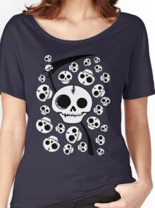 Death Head Women's Relaxed Fit T-Shirt