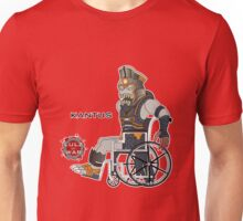 Lulz Of War: Disabled Kantus Unisex T-Shirt