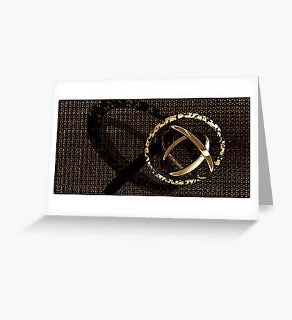 Bracelets Greeting Card