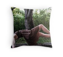 Transcendence Throw Pillow