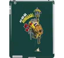 Ba-na-na-bunga! V01 Minion-Raph (Clean) iPad Case/Skin