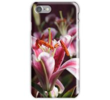 Lily Morning iPhone Case/Skin