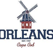 Orleans - Cape Cod. by America Roadside.