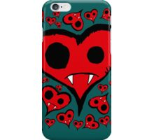 Heart Vampire iPhone Case/Skin