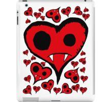 Heart Vampire iPad Case/Skin