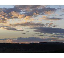 Big Sky Country 2 Photographic Print