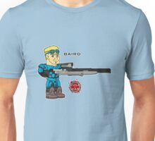 Lulz Of War: Baird Unisex T-Shirt