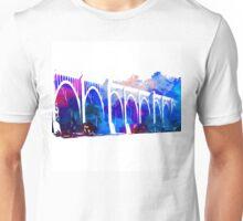 RVA Train Bridge  Unisex T-Shirt