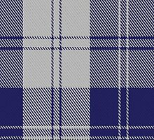 00481 Erskine Blue Dance Tartan  by Detnecs2013