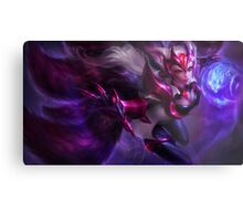 Challenger Ahri - 4K resolution Metal Print