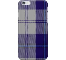 00478 Cunningham Dress Blue Dance Fashion Tartan iPhone Case/Skin