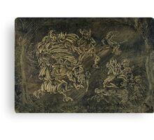 Walpurgis Nacht Canvas Print
