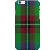 00474 Cameron Boyle Tartan  iPhone Case/Skin