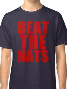 Atlanta Braves - BEAT THE NATS Classic T-Shirt