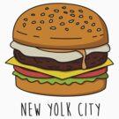 New Yolk City by geeksweetie
