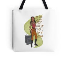 Zoe Washburne, Outlaw Extraordinaire Tote Bag