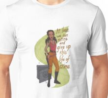 Zoe Washburne, Outlaw Extraordinaire Unisex T-Shirt