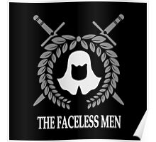 Game of Thrones: The Faceless Men Poster