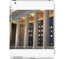 Denver City Lights iPad Case/Skin