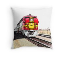 """Santa Fe"" Throw Pillow"