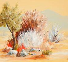 Lenore's Desert by SB  Sullivan
