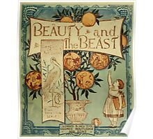 Beauty and the Beast by Walter Crane 1875 1 - Cover Poster
