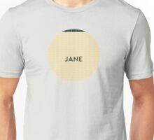JANE Subway Station Unisex T-Shirt