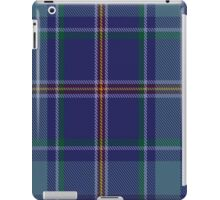00464 Blue Ridge Highlands Heritage District Tartan  iPad Case/Skin