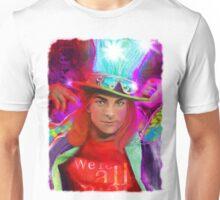 Diva Hatter Unisex T-Shirt