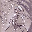 Toned Paper Anna by CherryGarcia