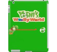 Yoshi's Woolly World iPad Case/Skin
