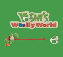 Yoshi's Woolly World by ScottDowns