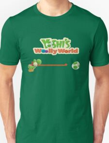 Yoshi's Woolly World T-Shirt