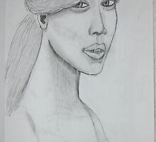 MAGAZINE GIRL  by LCFLORIDA