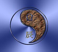 Libra & Dragon Yang Earth by astrodesigner75