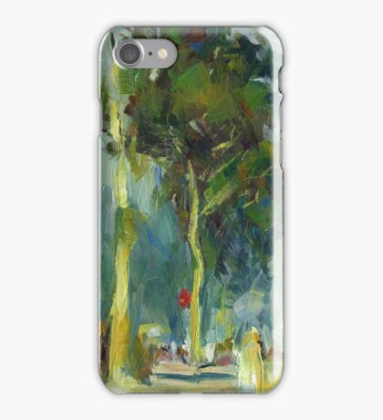 Sergey Gerasimov Paris (author's copy) iPhone Case/Skin